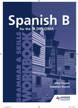 Spanish B - Bacon & Hughes