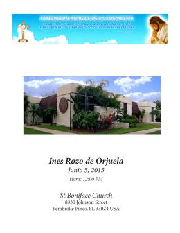 Ines Rozo de Orjuela