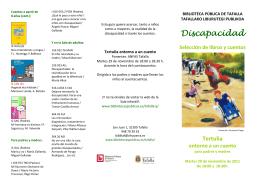 Tertulia discapacidad folleto completo