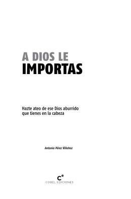 IMPORTAS - Cobel Ediciones
