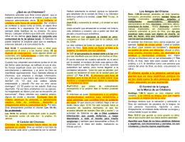 Cp29 El Chismoso - Folletos y Tratados Evangelicos