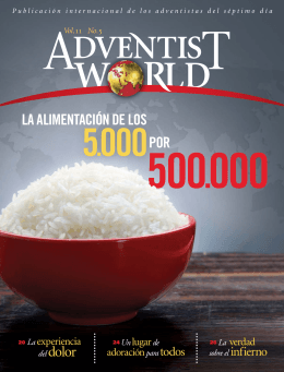 Mayo 2015 en PDF - Adventist World