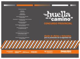 folleto tu huella en el camino 16may2011