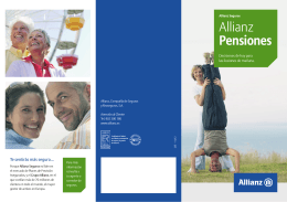 Allianz Pensiones