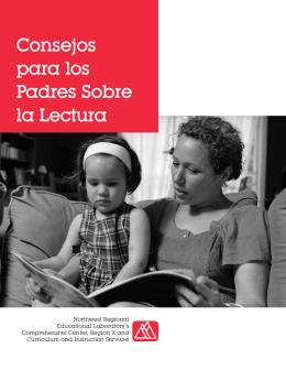 Consejos para los Padres Sobre la Lectura