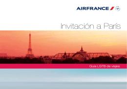 Invitación a París - gay