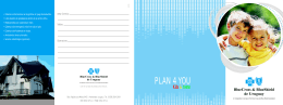 b0051 - folleto plan 4 you kids - Blue Cross & Blue Shield