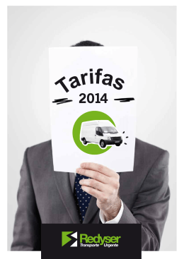 Folleto tarifas 2014 copia