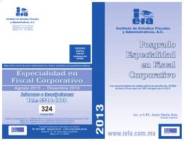 IEFA Folleto 2013.cdr