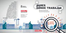 FOLLETO RSE.indd - Comisiones Obreras de Navarra