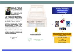 folleto pime