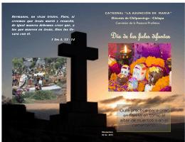 """Día de los fieles difuntos - Catedral """"La Asunción de María"""""""