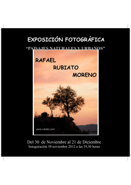 RAFAEL RUBIATO