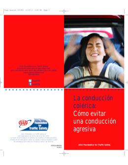 evitar la conducción agresiva - AAA Foundation for Traffic Safety