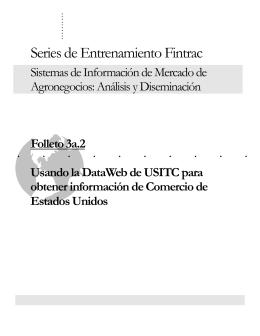 Series de Entrenamiento Fintrac - Cuenta del Milenio