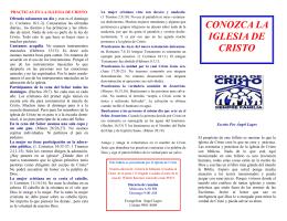 Descarga - El remanente redimido La iglesia de Cristo