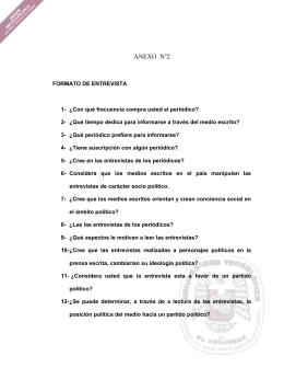 Anexos. - Biblioteca UTEC - Universidad Tecnológica de El Salvador