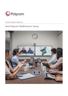 Folleto - Polycom