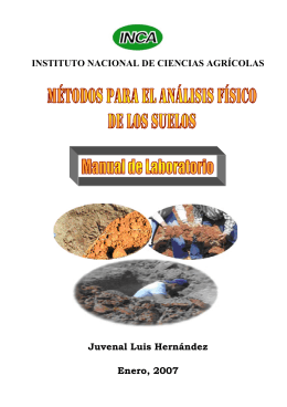 Folleto Juvenal Portada - Inicio - Instituto Nacional de Ciencias