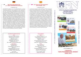 BF 11 Bollettino Viaggi 2014.indd