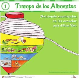 Trompo de los Alimentos - Ministerio del Poder Popular para la