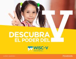 Folleto WISC-V
