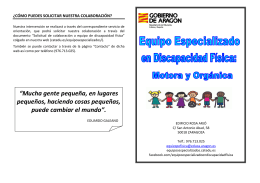Folleto Equipo Especializado D. Fisica