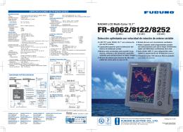 FR8XX2 folleto