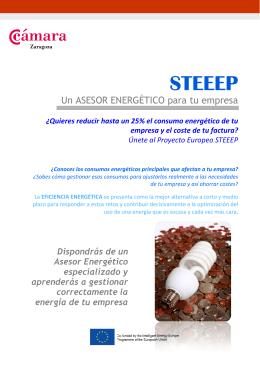 ST TEE EEP P - Cámara de Comercio e Industria de Huesca