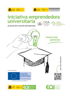 Folleto Iniciativ Emprendedor Algeciras