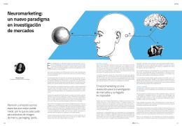 Neuromarketing: un nuevo paradigma en