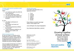 GrowingTogether (Crecer juntos)