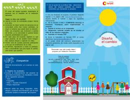 folleto nuevo