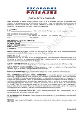 Imprimir Contrato Formato