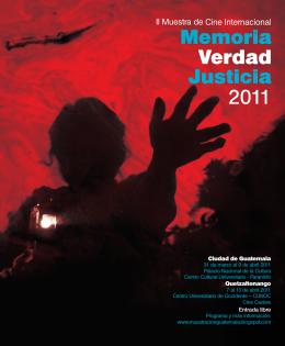 folleto festival 2011