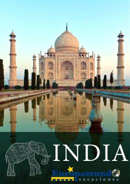 Folleto India