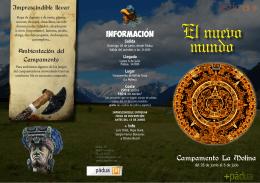 folleto - Club Pàdua