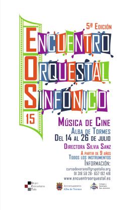 descargue el folleto del encuentro orquestal sinfónico 2015