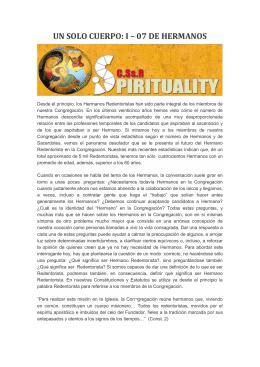 07 de hermanos - parroquialapurisima.org.ve
