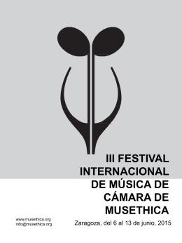 Descargar `Folleto Completo Festival Zaragoza 2015`