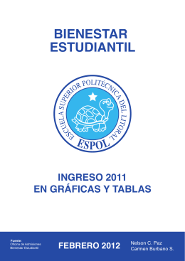 PORTADA folleto 2011