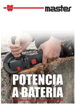 Folleto Maquinas a BATERIA.FH11