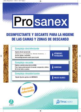 folleto prosanex