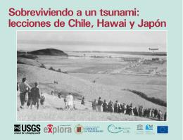 Sobreviviendo a un tsunami: lecciones de Chile, Hawai y Japón