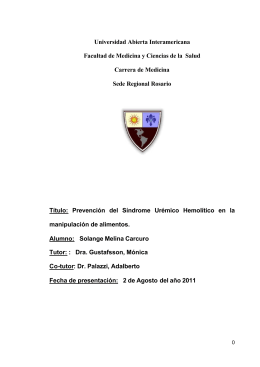 Universidad Abierta Interamericana Facultad de