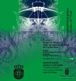 folleto conciertos jardines del prado 2015