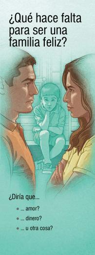 ¿Qué hace falta para ser una familia feliz? (tratado núm. 32)