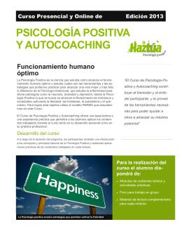FOLLETO psiposauto - Haztúa Psicología Positiva