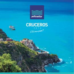 Descargar Catálogo de Cruceros 2014