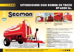 folleto estiercolera secman.cdr - SECMAN Fábrica de Máquinas